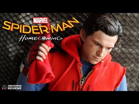 Xxx Mp4 Hot Toys SPIDER MAN Homecoming Homemade Suit Review BR DiegoHDM 3gp Sex