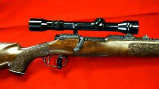 Steyr Mannlicher Classic Full Stock  9.3 x 62mm Rifle -  Images