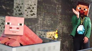 ♫ MINECRAFT RAP 'Get Off My Block' CaptainSparklez & TryHardNinja