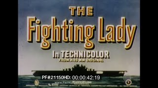 The Fighting Lady USS Yorktown - Color 1944, Marcus Islands, Truk, World War II 21150 HD