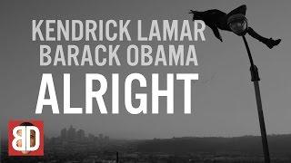 Barack Obama Singing Alright by Kendrick Lamar