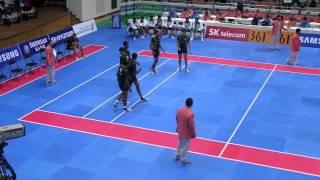 2014 카바디 Incheon asian game kabaddi final PAKISTAN vs INDIA (men)