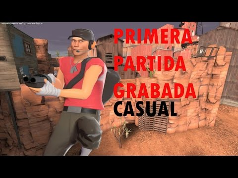PRIMERA PARTIDA GRABADA CASUAL SCOUT|bBaw