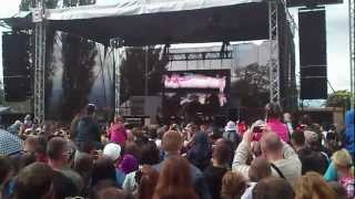 RYTMUS LIVE - Technotronic Flow (Europa SC ZVOLEN 01.06.2012)