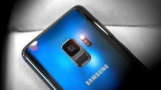 The Samsung Galaxy S9 is Here