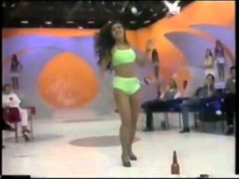 Concurso Dança da garrafa 1996