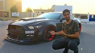 A MUSTANG ON STEROIDS !!!