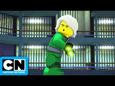 Ninjago | Lloyd and Lord Garmadon's Epic Battle | Cartoon Network
