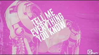 TOM & HILLS Ft JUTTY RANX - Digital Love (Video Lyrics) [Delcroix & Delatour Edit]