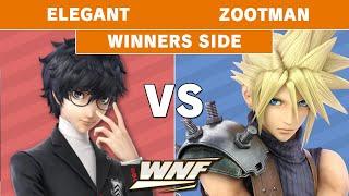 WNF 1.9 Elegant (Joker) vs Zootman (Cloud)- Winners Side