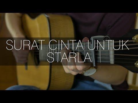 Virgoun - Surat Cinta Untuk Starla - Fingerstyle Guitar Cover by James Bartholomew
