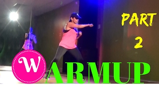 STRONG Warm UP Routine-Ejercicios Rutina de calentamiento-New Orleans Fitness-Zumba Nola Kenner
