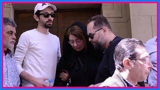 شاهد أول ظهور لزوجة محمود عبد العزيز الزوجة الأولى والدة كريم عبد العزيز