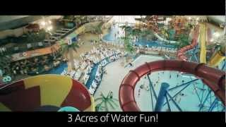 Fallsview Indoor Waterpark - Falls Avenue Resort - Niagara Falls, Ontario