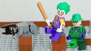 Lego Batman School: Superhero Class - Love Battle