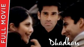 Dhadkan | Full Hindi Movie | Akshay Kumar, Shilpa Shetty, Suniel Shetty | Full HD 1080p