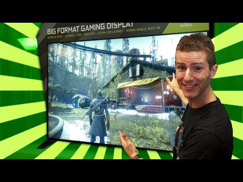 4K 120Hz Gaming TV from NVIDIA!?