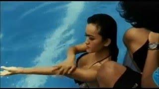 Intip susu gede julia perez 18+ big boobs hot sexy di kolam renang