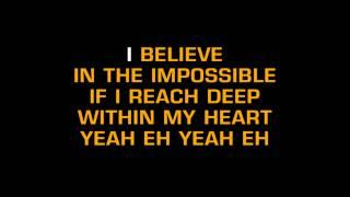 Fantasia - I Believe (Karaoke)