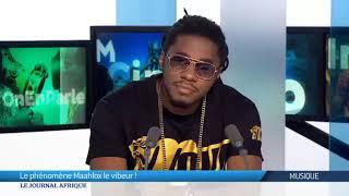MAAHLOX sur le journal de TV5 MONDE