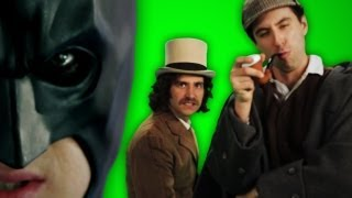 Epic Rap Battles of History - Behind the Scenes - Batman vs Sherlock Holmes