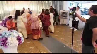 Pencuri Hati -Ayda Jebat Surprise dance for the groom #ANanaMuz