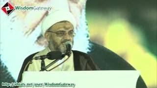 [24th Demise Anniversary Imam Khomaini Karachi] [1 2017] Mulana Aqeel Sadqi