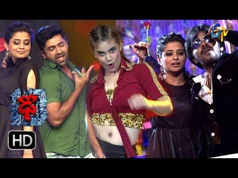 Xxx Mp4 Dhee 10 14th February 2018 Full Episode ETV Telugu 3gp Sex