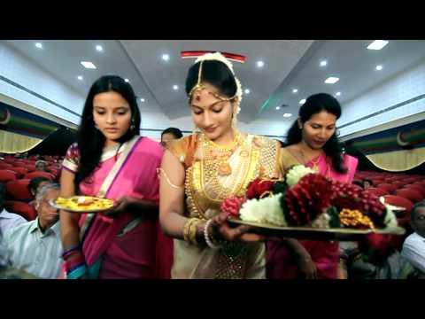 Superb Kerala Hindu Cinematic Wedding Highlights - Keerti + Vinay