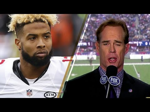Odell Beckham Jr. PUNCHES Hole in Wall Over Dropped Passes Addresses Joe Buck Boat Trip Comments