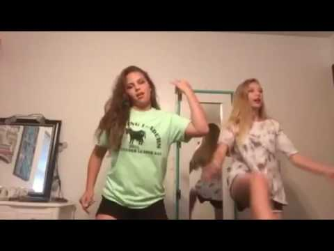 White Girls Try to Trap Dance Taylor Collins