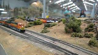 N Scale Trains, Episode 1