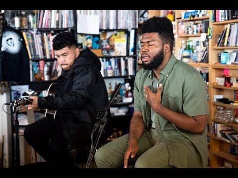 Download Khalid: NPR Music Tiny Desk Concert free