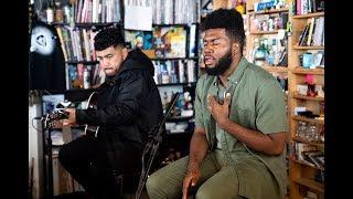Khalid: NPR Music Tiny Desk Concert
