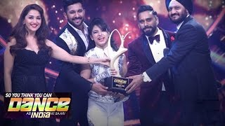 So You Think You Can Dance  Alisha Behura DECLARED As The WINNER