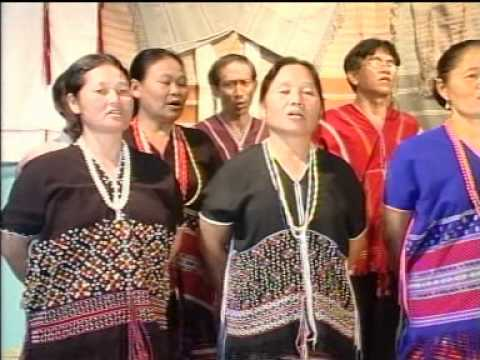 Karen in Thailand Choir