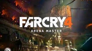 Far Cry 4 Aréne La bouche de la folie