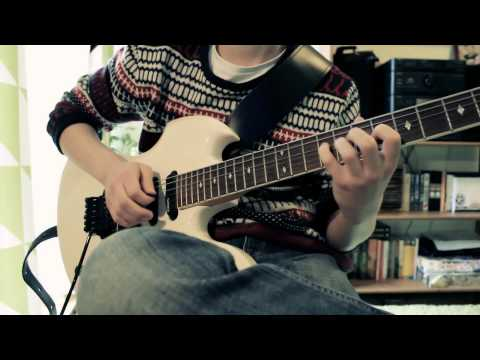 Yiruma - River Flows In You (guitar cover by Blonddas)