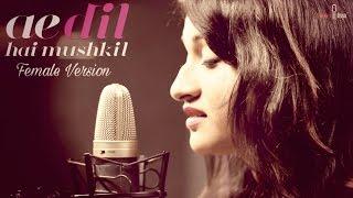 Channa Mereya | Ae Dil Hai Mushkil | Prathmesh Bhatt | Nolga Suzanne | Cover Song