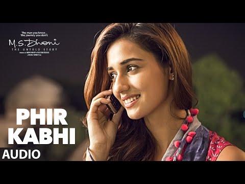 Xxx Mp4 PHIR KABHI Full Song M S DHONI THE UNTOLD STORY Arijit Singh Sushant Singh Disha Patani 3gp Sex