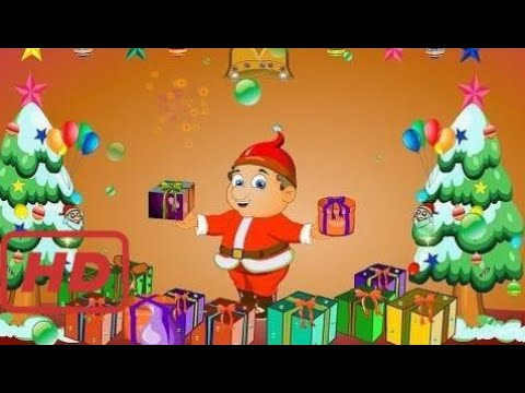 [Mickey Mouse] Finger Family Santa Claus | Nursery Rhymes | Kides Rhymes
