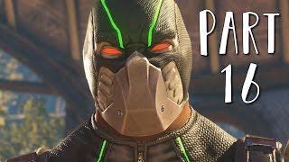INJUSTICE 2 Walkthrough Gameplay Part 16 - Bane (Story Mode)