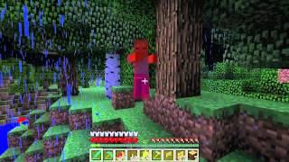 Minecraft Mindcrack  - Episode 69 - Uplifting music and movies