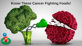 Know These Foods That Fight Breast Cancer!