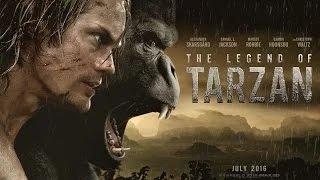 The Legend of Tarzan   Official Teaser Trailer [HD]