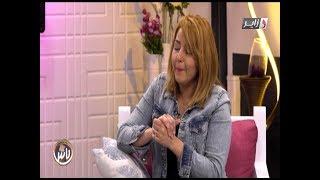 لماذا إنهمرت ياسمين بلقاسم بالبكاء في بلاطو ناس الجزائر ؟