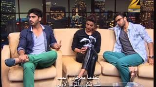 Priyanka Chopra, Ranveer Singh & Arjun Kapoor on Aalam Bollywood - part 2