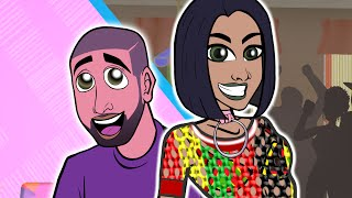 Rihanna ft. Drake - Work (CARTOON PARODY)