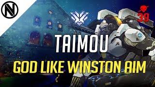 EnVy Taimou - God like Winston aim 39 kills in Dorado