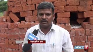 Prisoners work at brick kiln in Vellore | Tamil Nadu | News7 Tamil